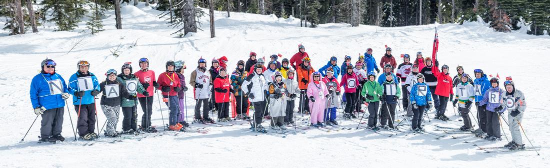 Ontario Skiers Pano